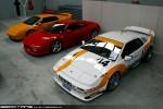 Esprit   Lotus Esprit GT300 GT2: Lotus Esprit GT300 GT2 - front left high (19 Sept 09)