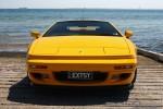 Lotus Esprit S4S Photoshoot (March 2009): Lotus Esprit S4s