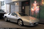 Exotic Spotting in Melbourne: Lotus Esprit S4 - front right 2 (Westin Hotel, Vic, 28 Feb 2010)
