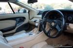 Exotics on Victoria's Surf Coast: Lotus Esprit S4 - interior (Lorne, Vic, 12 Oct 08)