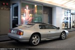 Feb   Exotic Spotting in Melbourne: Lotus Esprit S4 - rear right (Westin Hotel, Vic, 28 Feb 2010)