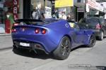 Lotus exige Australia Exotic Spotting in Melbourne: Lotus Exige - rear right (Chapel St, South Yarra, Vic, 22 March 08)