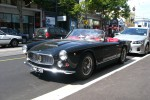 GT   Exotic Spotting in Melbourne: Maserati 3500 GT  - front left (Richmond, Vic, 31 Jan 09)