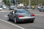 Exotic Spotting in Melbourne: Maserati 4200GT - rear left (Melbourne, Vic, 13 Feb 09)