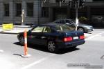 Exotic Spotting in Melbourne: Maserati Biturbo - rear left (Melbourne, Vic, 9 Sept 08)