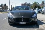 Gran   Exotic Spotting in Melbourne: Maserati GranTurismo - front (St Kilda, Vic, 16 Nov 08)