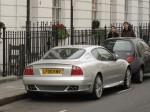 Gran   Exotic Spotting in Europe: Maserati Gran Sport - rear right (Fulham, London, 15 April 2006)