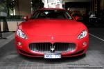Maserati   Exotic Spotting in Melbourne: Maserati Gran Turismo - front (Crown Casino, Vic, 5 Nov 08)