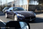 Gran   Exotic Spotting in Melbourne: Maserati Gran Turismo - front right (Prahran, Vic)