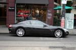 Gran   Exotic Spotting in Melbourne: Maserati Gran Turismo - profile right (South Yarra, Vic, 19 July 08)