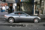 Exotic Spotting in Melbourne: Maserati Gran Turismo - profile right (South Yarra, Vic, 29 March 08)