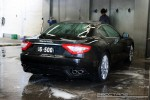 Right   Exotic Spotting in Melbourne: Maserati Gran Turismo - rear right (South Yarra, Vic, 28 Sept 08)