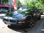 Exotic Spotting in Melbourne: Maserati Coupe