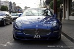 Rt   Exotic Spotting in Melbourne: Maserati Gransport - front (South Yarra, Vic, 20 Sept 08)