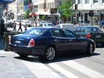 Rt   Exotic Spotting in Melbourne: Maserati Quattroporte