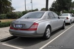 Right   Exotic Spotting in Melbourne: Maybach 57 - rear right (St Kilda, Vic, 2 Nov 08)