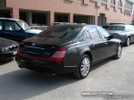 Exotics in Dubai: Maybach 57s - A rear right