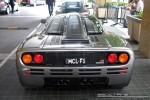 Victoria   Exotic Spotting in Melbourne: McLaren F1 - rear 2 (Crown Casino, Victoria, 24 Mar 09)
