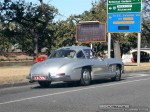 Gullwing   Exotic Spotting in Melbourne: Mercedes Benz 300SL