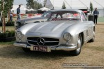 Gullwing   Melbourne Grand Prix 2008: Mercedes Benz 300SL Gullwing - front right 1 (Albert Park, Melbourne Grand Prix, 16 March 08)