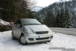 Mercedes   Miscellaneous: Mercedes Benz A150 - front right (near Ruine Ehrenberg, Tyrol, Austria)