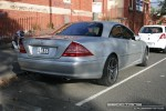 Mercedes   Exotic Spotting in Melbourne: Mercedes Benz CL500 - rear right (Albert Park, Vic, 16 March 08)