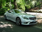 Street   Exotic Spotting in Melbourne: Mercedes Benz CL63 AMG [C216]