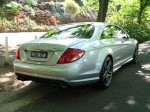 Exotic Spotting in Melbourne: Mercedes Benz CL63 AMG [C216]