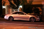 Mercedes   Exotic Spotting in Melbourne: Mercedes Benz CL 63AMG - profile right (Sth Yarra, Vic, 9 Feb 09)