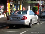 Benz   Exotic Spotting in Melbourne: Mercedes Benz E55 AMG