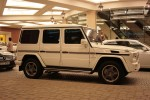 Mercedes   Exotics in Dubai: Mercedes Benz McLaren G55 AMG - profile right