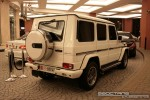 MERCEDES   Exotics in Dubai: Mercedes Benz McLaren G55 AMG - rear right