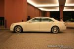 Mercedes   Exotics in Dubai: Mercedes Benz S500 [Fab Design] - profile left