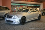 Amg   Exotics in Dubai: Mercedes Benz S65 AMG [mod] - front left 2