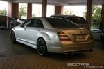 Mercedes   Exotics in Dubai: Mercedes Benz S65 AMG [mod] - rear left