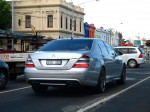BENZ   Exotic Spotting in Melbourne: Mercedes Benz S65 AMG