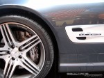 Mercedes   Exotic Spotting in Melbourne: Mercedes Benz SL63 AMG [2009] - wheel left close (Crown Casino, Vic, 29 Sept 08)