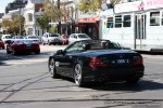 South   Exotic Spotting in Melbourne: Mercedes Benz SL63 AMG - rear left (South Melbourne, Vic, 29 Mar 09)