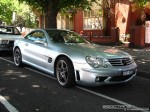 Benz   Exotic Spotting in Melbourne: Mercedes Benz SL65 AMG - front right (St Kilda, Vic, 23 Jan 08)