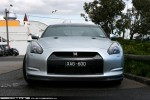 Nissan   Exotic Spotting in Melbourne: Nissan GTR - front (St Kilda, Vic, 11 Oct 09)