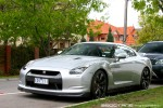 Gtr   Exotic Spotting in Melbourne: Nissan GTR - front left (Kew, 17 Oct 2010)