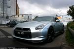Left   Exotic Spotting in Melbourne: Nissan GTR - front left 1 (St Kilda, Vic, 11 Oct 09)