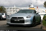 Melbourne   Exotic Spotting in Melbourne: Nissan GTR - front left 3 (St Kilda, Vic, 11 Oct 09)