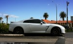 Right   Exotic Spotting in Melbourne: Nissan GTR - profile right 1 (St Kilda, Vic, 11 Oct 09)