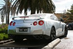 Gtr   Exotic Spotting in Melbourne: Nissan GTR - rear right 1 (St Kilda, Vic, 11 Oct 09)