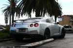 Nissan   Exotic Spotting in Melbourne: Nissan GTR - rear right 2 (St Kilda, Vic, 11 Oct 09)a