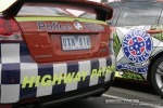 Police   Exotic Spotting in Melbourne: Police Holden SS Commodore [VZ] - rear left close (South Yarra, Vic, 15 March 08)