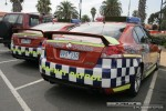 Police   Exotic Spotting in Melbourne: Police Holden SS Commodore [VZ] - rear right 2x (South Yarra, Vic, 15 March 08)
