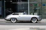 Right   Exotic Spotting in Melbourne: Porsche 356 Speedster - profile right (Toorak, Vic, 15 Nov 08)aa
