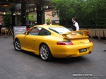 Car   Exotic Spotting in Melbourne: Porsche 911 Carrera [996] - rear left 1 (Crown Casino, Vic, 14 March 08)